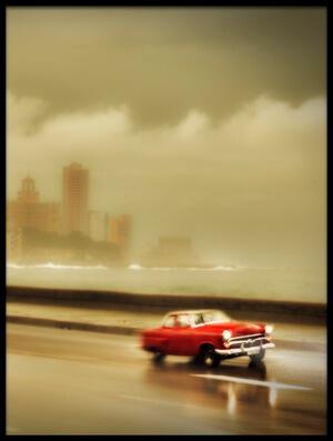 Buy this art print titled Havana Malecon II by the artist Svetlin Yosifov