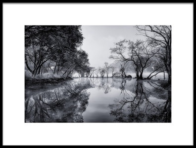 Buy this art print titled Healing Spot by the artist Tiger Seo