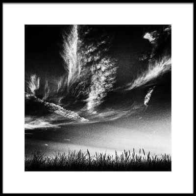Art print titled Heaven and Earth by the artist Vincenzo Pascale