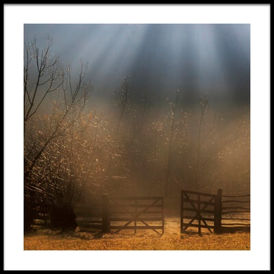Art print titled Heaven's Door by the artist Sveduneac Dorin Lucian