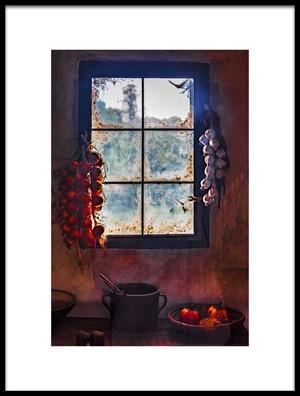 Buy this art print titled Herbalist by the artist Ömer Ateş Kızıltuğ
