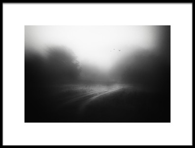 Art print titled Heres the Gloomy Days by the artist Luca Rebustini