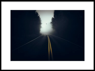 Buy this art print titled High Way by the artist Mika Suutari