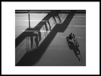 Art print titled Highway by the artist javad rooein