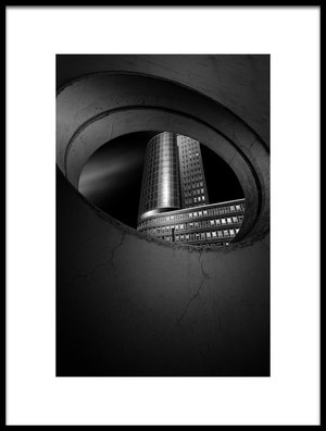 Buy this art print titled Hole by the artist Matthias Hefner