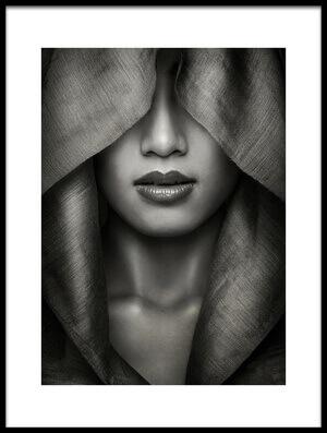 Buy this art print titled Hood by the artist azalaka