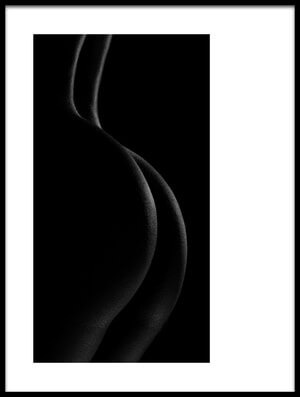 Art print titled Humps II by the artist Jay Garrido
