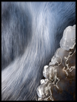 Art print titled Ice & Water by the artist Vito Miribung