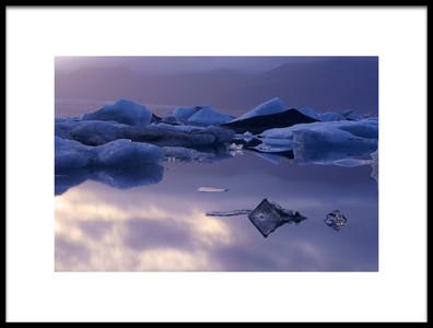 Buy this art print titled Ice Dream by the artist Alexey Kharitonov