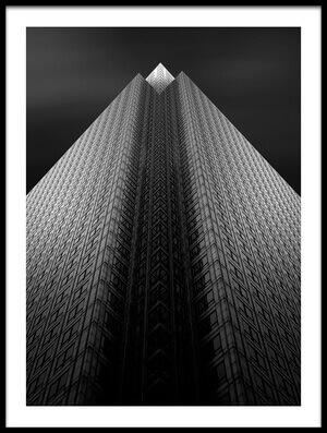 Buy this art print titled Illusion Tower by the artist Dragos Ioneanu