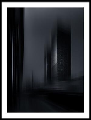 Art print titled Imagines by the artist baidongyun