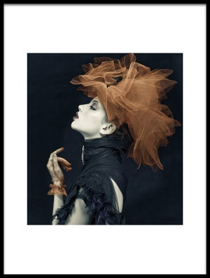 Buy this art print titled Imperious Lady by the artist Yudhistira Yogasara