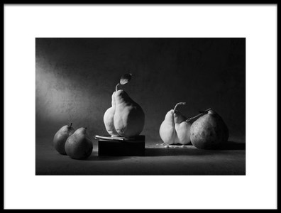 Art print titled In a Workshop of the Sculptor by the artist Victoria Ivanova