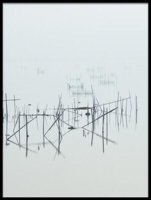 Art print titled Inba by the artist Kouji Tomihisa