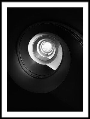 Art print titled Into the Light by the artist Ercan Sahin