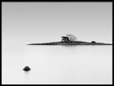 Buy this art print titled Islet by the artist Keijo Savolainen