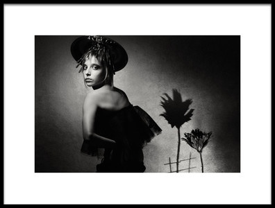 Buy this art print titled Jacqueline I by the artist Dimitar Dachev