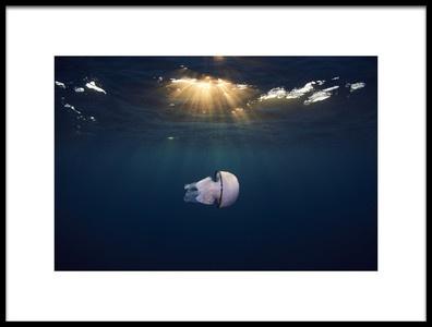 Art print titled Jelly by the artist Davide Lopresti