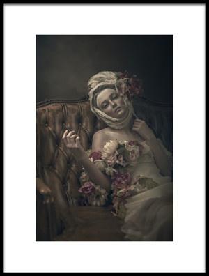 Art print titled Joy by the artist Ewa Cwikla