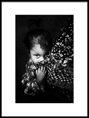Buy this art print titled Just a Look by the artist Juan Luis Duran