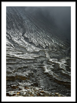 Buy this art print titled Kawah Ijen - Java by the artist Arnaud MAUPETIT