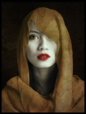 Buy this art print titled Kemuning by the artist Hari Sulistiawan