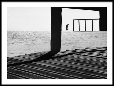 Buy this art print titled Kept On Walking by the artist Paulo Abrantes