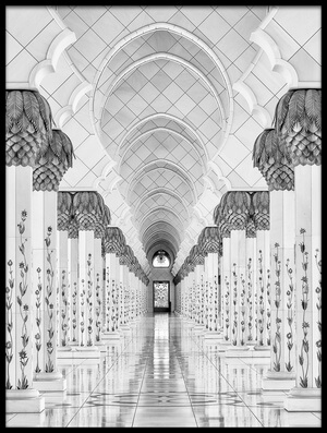 Art print titled Kind of Symmetry by the artist Stefan Schilbe