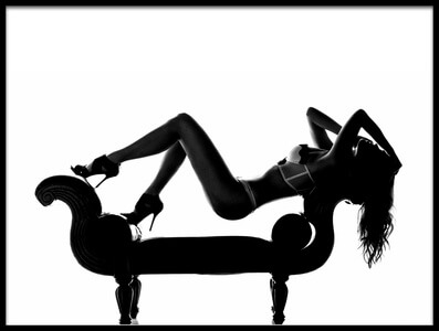 Buy this art print titled Kinky Boots II by the artist Marcus Scharrenbroich
