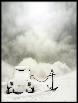Buy this art print titled Larguer Les Voiles by the artist David Senechal Photographie (polydactyle)