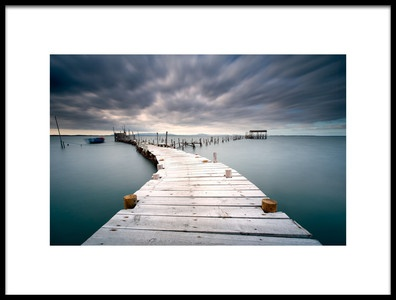 Buy this art print titled Last Path by the artist Jorge Feteira