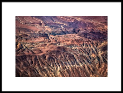 Art print titled Layers by the artist Adhemar Duro