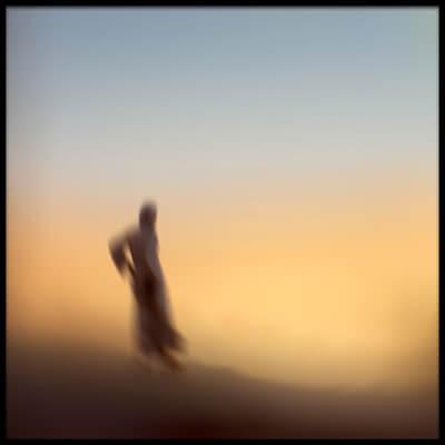 Buy this art print titled Le Souffle Du Desert  by the artist Anna Cseresnjes