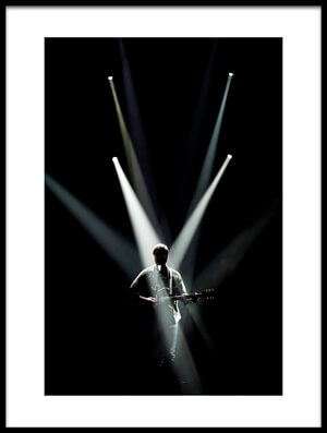Buy this art print titled Let There Be Light by the artist Anders Samuelsson