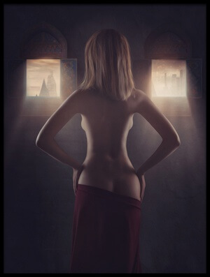 Buy this art print titled Light by the artist Evgeny Loza