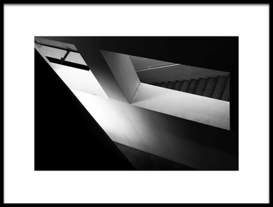 Art print titled Light and Shadow Play by the artist Fernando Alves