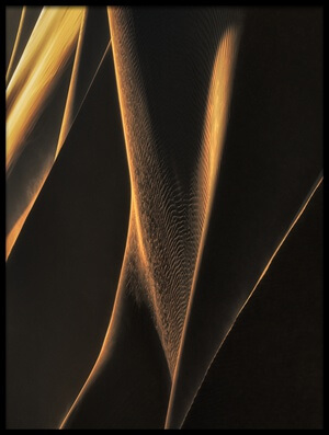 Buy this art print titled Light Caress by the artist Babak Mehrafshar (Bob)