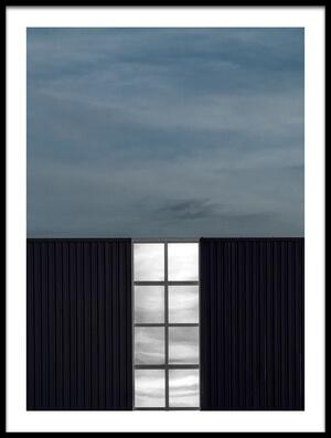 Art print titled Light Strip by the artist Gilbert Claes