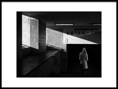 Buy this art print titled Lightampshadows by the artist Vlad Sidorak