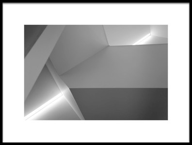Buy this art print titled Lines by the artist Dries van Assen