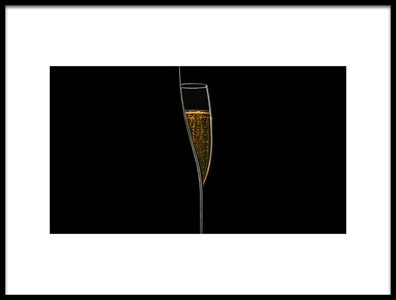 Art print titled Lines of Light by the artist Jackson Carvalho