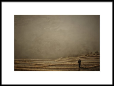 Buy this art print titled Listen How the Rice Is Growing  by the artist Torsten Hermann