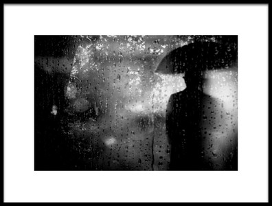 Art print titled Lonely by the artist Teruhiko Tsuchida