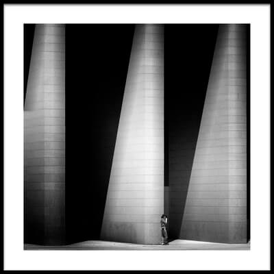 Art print titled Long Ago and Far Away by the artist Rui Correia