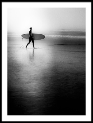 Buy this art print titled Looking for the Waves by the artist Olavo Azevedo