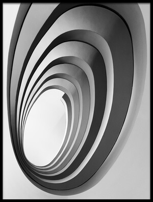 Art print titled Loop by the artist Filipe P Neto