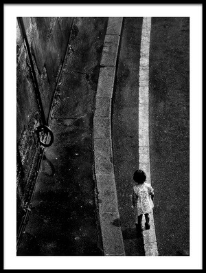 Art print titled Lost by the artist eric drigny
