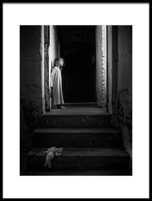 Buy this art print titled Lost by the artist Thomas Siegel