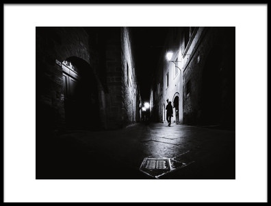 Art print titled Lost by the artist Massimiliano Mancini