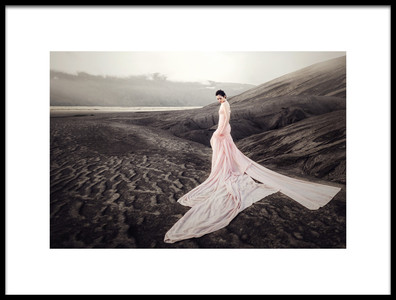Art print titled Lost In Paradise by the artist ronaldnovianus